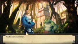 Under siege 2D cutscene